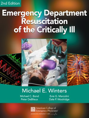 cover image of Emergency Department Resuscitation of the Critically Ill